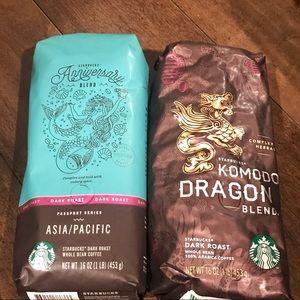 Starbucks dark roast Bundle ☕️